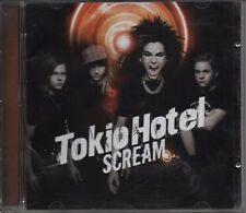 Tokio Hotel ‎– Scream  CD 2007