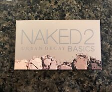 Urban Decay Naked 2 Basics Eyeshadow Palette New In Box Free Shipping