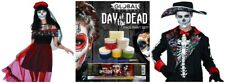 Couples Day Of The Dead Costumes to die together with face paint kit included!