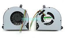 NEW for HP Elitebook 8560p 8560w 8570p HP Probook 6570B cpu cooling fan 4-wire