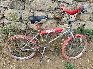 "Old School BMX 20"" MERAL"
