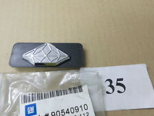 "Emblem Logo ""Diamant"" Vordertür Opel OMEGA B 90540910/171407 neu original OPEL"