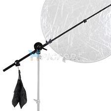 Photography Video Studio Reflector Arm Single head clamp & Sandbag kit