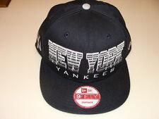 2011 New Era New York Yankees MLB Baseball Snapback Cap Hat Fade Out Retro Logo