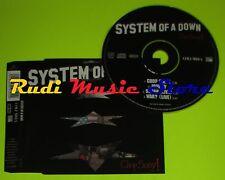 CD Singolo SYSTEM OF A DOWN Chop suey! Austria 2001 SONY 6719742 mc dvd (S4)