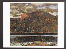 ARTHUR LISMER Sombre Hill, Algoma (1922) ART ARTWORK PAINTING POSTCARD