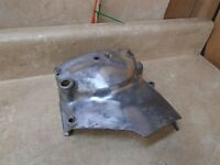 Honda 350 CB CB350-K3 Used Engine Left Sprocket Cover 1971 HB229