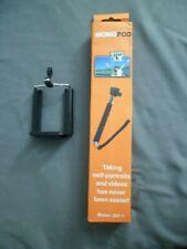 MonoPod Extendable Selfie Stick w/Phone Camera Mount (ZO7-1) New Gift