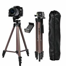 Aluminum Alloy Mini Camera Tripod Stand With Phone Holder For Canon Nikon Sony