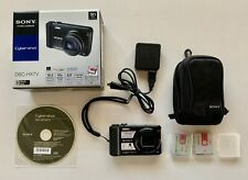 Sony Cyber-shot DSC-HX7V 16.2MP Digital Camera - Black
