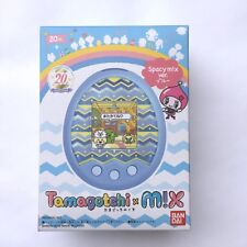 Bandai Tamagotchi m!x Spacy Mix Ver. Blue Free Shipping