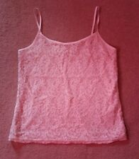 OASIS BEIGE LACE TOP SIZE S