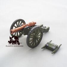 Canon Gribeauval Del Prado Guerre Empire King & Country Napoléon Gunpowder NEUF