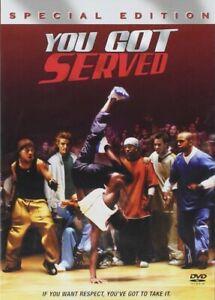 Like New WS DVD You Got Served Omarion Grandberry J-Boog Raz B Lil' Fizz Marques