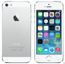 Teléfonos móviles libres iPhone 5s en color principal plata con memoria interna de 32 GB