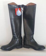 Ladies Ovation Finalist Black Riding Dressage Dri-lex Field Boots Size UK4 US S7