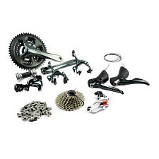 Shimano Tiagra 4703 3 x 10 Speed 50-39-30T 170mm 11-34T Road Bike Groupset Kit