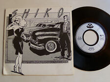 "SHIKO : Mal de toi / Colnut's 7"" 45T  REIMS private press CA 94487 Raoul Ketchup"