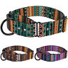 Martingale Dog Collar Nylon Adjustable Heavy Duty Collars Dogs Safety Training