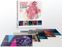 Charlie Parker : 5 Original Albums CD Box Set 5 discs (2016) ***NEW***