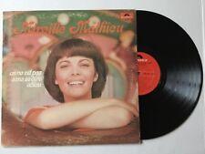 MIREILLE MATHIEU On ne vit pas sans se dire adieu Vinyl LP Quebec Canada 1975