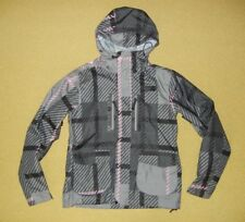 DC SHOES BRAND Gray/Pink Winter SHELL JACKET Ski Snowboard Coat Sz Women's SMALL