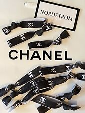 NEW AUTHENTIC  Chanel Hair VIP Gift Hair Elastics 5 Pieces from Nordstrom