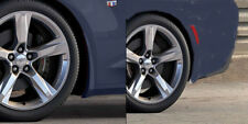 2016 Camaro Genuine GM Front & Rear Splash Guards Blue Velvet Metallic