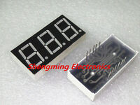 10PCS 0.56 inch 3 digit Red Led display 7 segment Common Anode