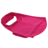 Anti Anxiety & Stress Relief Calming Coat for Dog Thunder & Anxiety Rose Red S