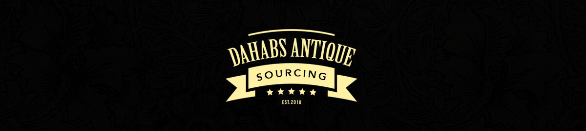 Dahabs antique sourcing