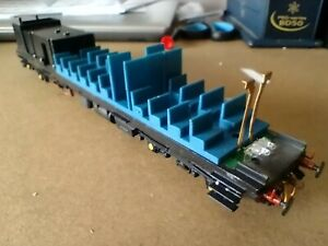 Bachmann Spares Class 108 DMU Replacement motorised Chassis 8 pin DCC Ready (3)