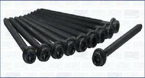 Original AJUSA Cylinder Head Bolt Set 81017400 For Ford Mazda Morgan Volvo