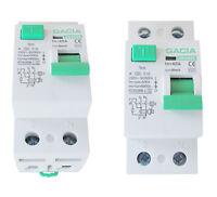 Fehlerstromschutzschalter SR6HM 2P 40A/30mA A  FI Schalter Schutzschalter