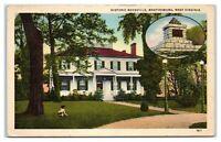 Boydville, Martinsburg, WV Postcard *316