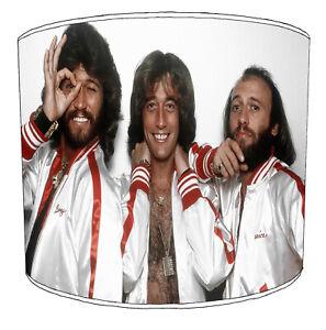 Bee Gees Lampshades, Ideal Para Combinar Abeja Gees Fundas Cojín & Álbumes