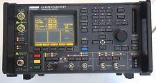 Schlumberger Stabilock 4015 Messplatz 0,4 - 1000 MHz