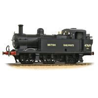 Bachmann 32-236 OO Gauge BR Black 3F Jinty 47619