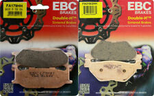EBC HH Front & Rear Brake Pads Set - Yamaha XVS950 Bolt & XVS950 V-Star