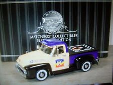 MATCHBOX 1955 FORD F-100 USPS PICKUP TRUCK #92553, ROCKY MARCIANO, VGC, BOX