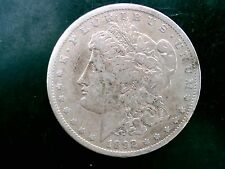 1892-S MORGAN SILVER DOLLAR$  OVER 124 YEARS OLD / PART OF UNITED STATES HISTORY