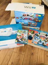 Console Wii U Nintendio Edition Mario Kart 8  En Excellent Etat
