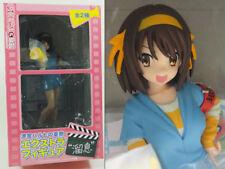 THE MELANCHOLY OF HARUHI SUZUMIYA - EXTRA FIGURE TAMEIKI SEGA 2009 - NEW IN BOX