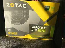ZOTAC GeForce GTX 1070 Mini Graphic Card 8gb Gddr5