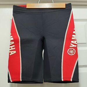Vintage Yamaha Waverunner Neoprene Shorts Women's Small - Excellent