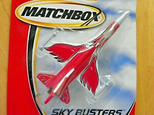 MATCHBOX 2001 SKYBUSTERS F-16