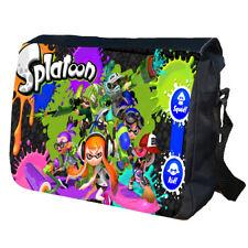 SPLATOON Personalised School College Shoulder Messenger Bag