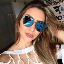 3eb6ca2200e Metal Frame Round Sunglasses   Accessories Mirrored Sunglasses for ...