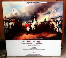 American Revolution - Siege of Yorktown ~Surrend of Cornwallis ~CERAMIC TILE