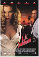 L.A. CONFIDENTIAL MOVIE POSTER MINT ORIGINAL 27x40 KIM BASSINGER RUSSELL CROWE